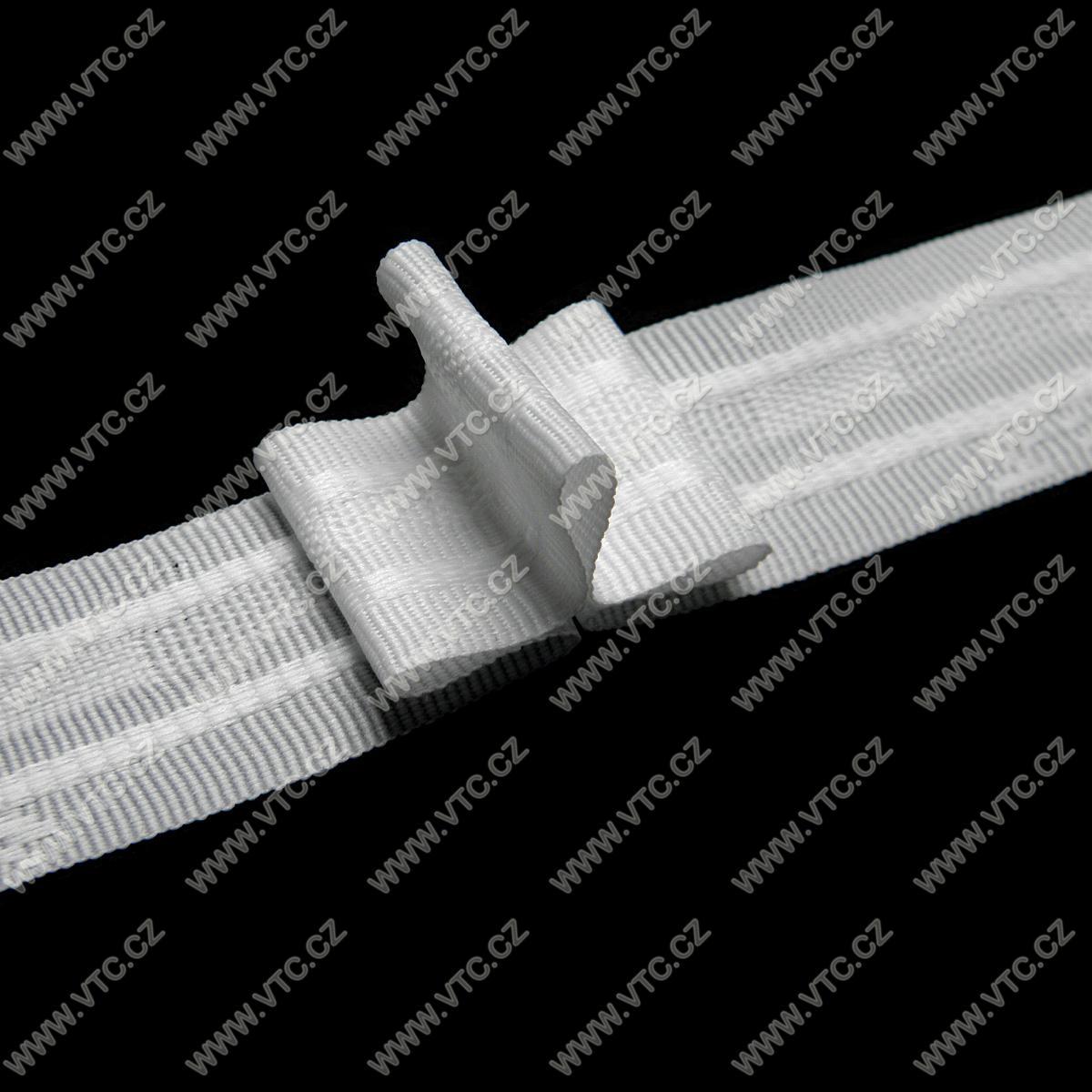 gardinenband drei falten 26 mm vtc ag. Black Bedroom Furniture Sets. Home Design Ideas