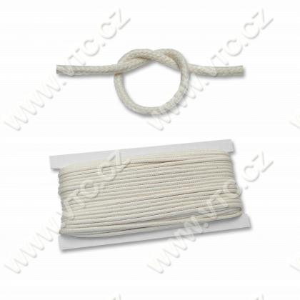 Round wick cord 2,8 mm