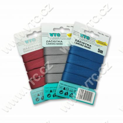 Canvas band 13 mm card 5 m