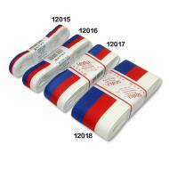 Tricolour ribbon 10 mm