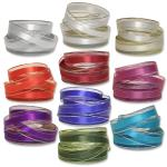 Fancy ribbon 25 mm with nylon