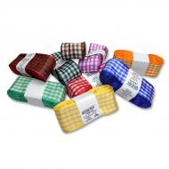 Ribbon Gingham 40 mm
