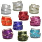 Fancy ribbon 40 mm with nylon