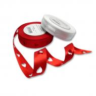 Satin ribbon cut-out 15 mm