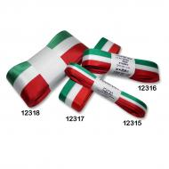 Tricolour ribbon 30 mm Hungary