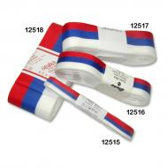 Tricolour ribbon 10 mm Slovak