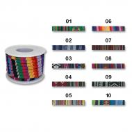 Ethnic band 5 mm doublesided