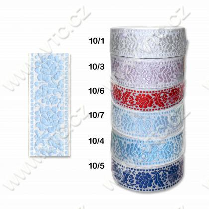 Jacquard ribbon 40 mm