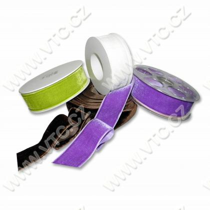 Velvet ribbon 37 mm