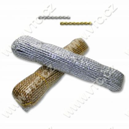 Metallic cord 4 mm