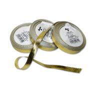 Metallic ribbon - gold