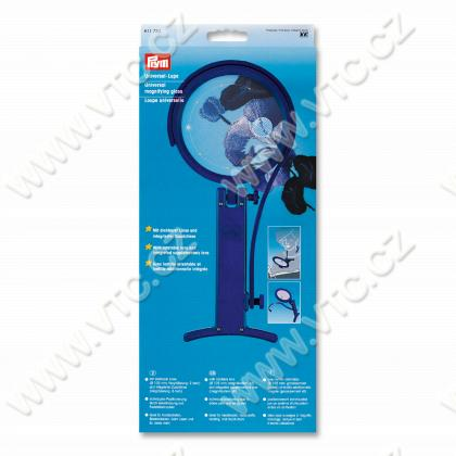 Universal magnifying glass