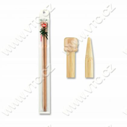 Knitting pins 33cm/7mm bamboo