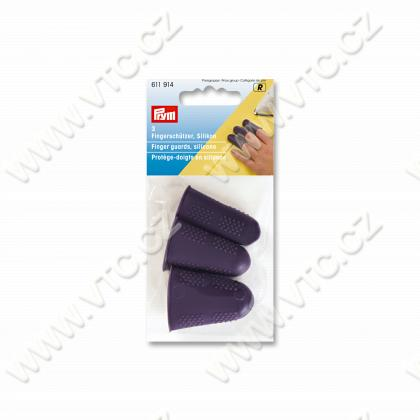 Finger guards, silicone 3 pcs