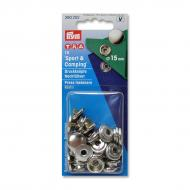 Press fasteners SPORT & CAMPING 15 mm NICKEL refill