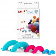 Pompon set PRYM LOVE
