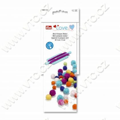 MINI pompom maker PRYM LOVE