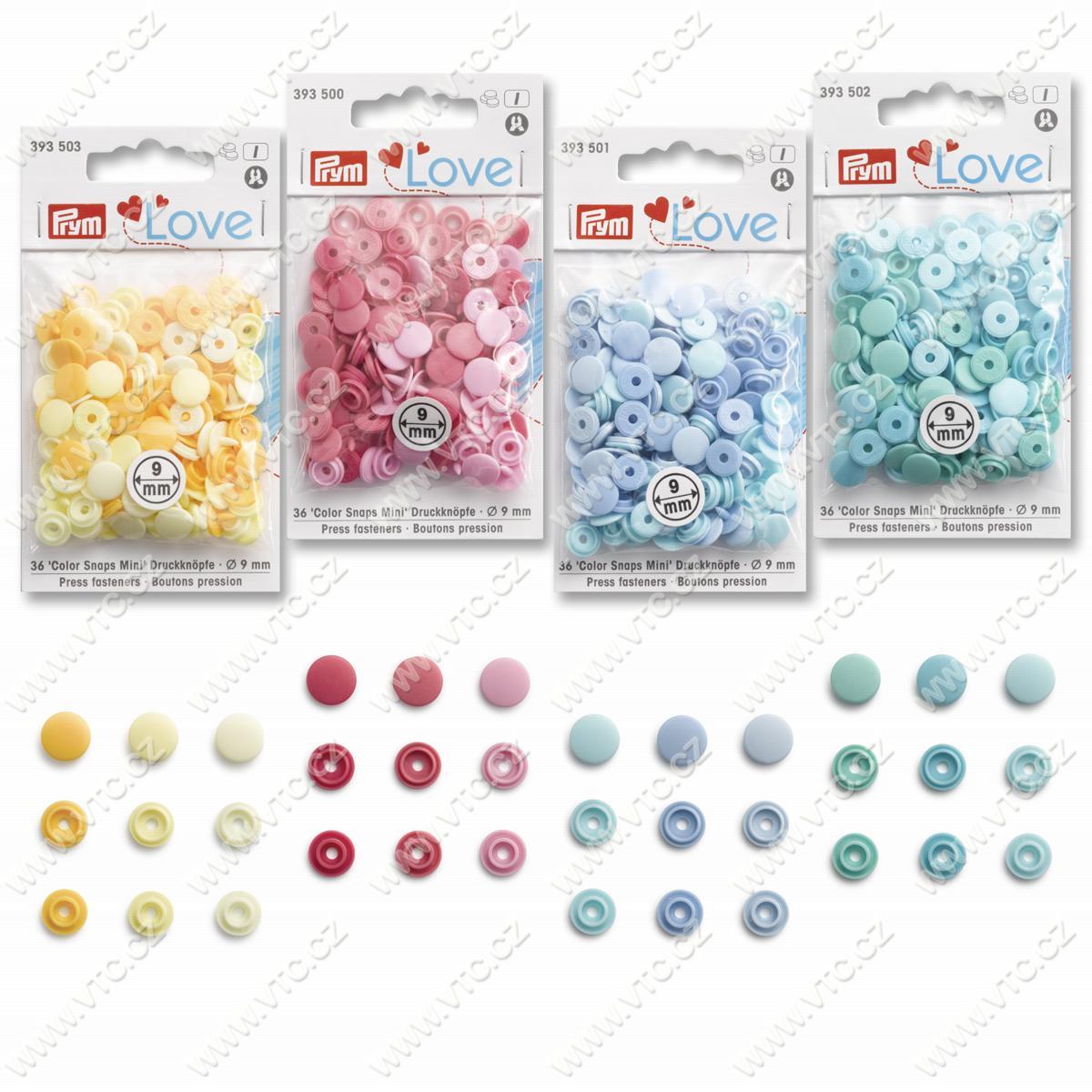 Color-Up.Shop Power Dots 100 St Prym