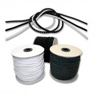 Round elastic - rope 8 mm-50 m