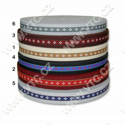 Elastic braces 30 mm