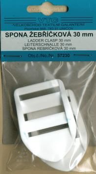 Ladder clasp 30mm 2pcs-card