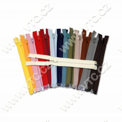 Spiral zippers WS10 45cm OE