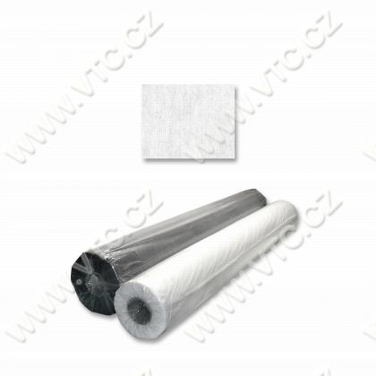 Fusible interlining 45g/100m white