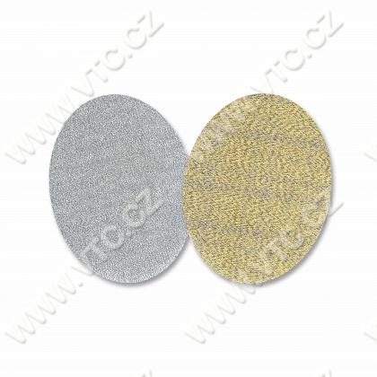 "Iron-on patches ""glitter"""