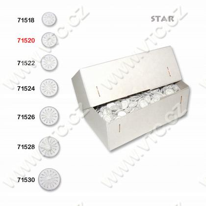 Thread´s buttons STAR 20