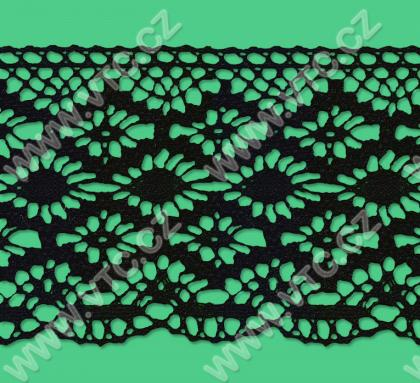 Cotton bobbin lace - 100 mm