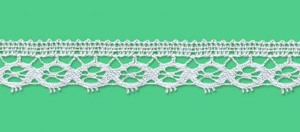 Bobbin lace - 25 mm