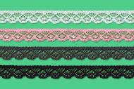 Elastic lace - 12 mm