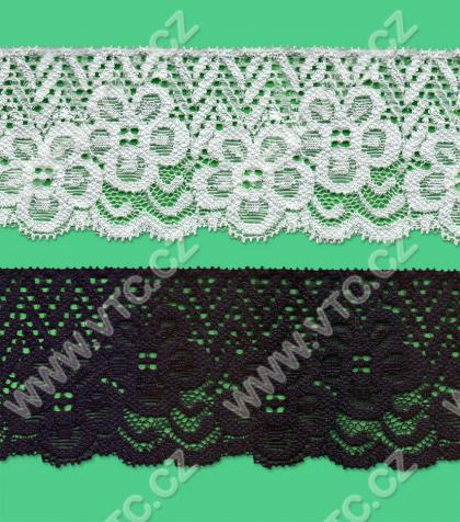 Elastic lace - 60 mm