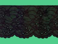 Elastic lace - 80 mm