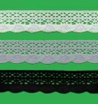 Acrylic bobbin lace - 32 mm