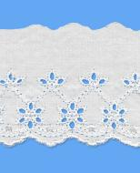 Madeira embroidery w. 80 mm