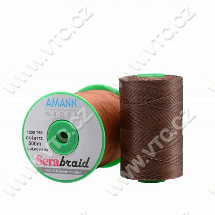 Threads SERABRAID 1000 500 m T60 color