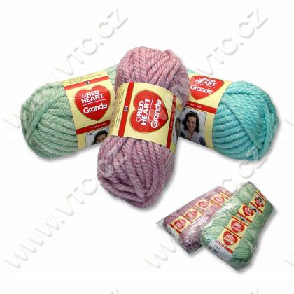 Strickgarn RED HEART GRANDE