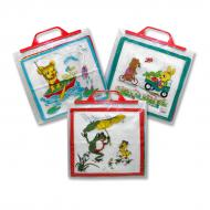 Printed kids handkerchief