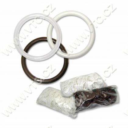 Curtain ring 40/34 mm