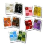 Glass beads, box 70 g