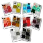 Glass beads LUXUS 100 g
