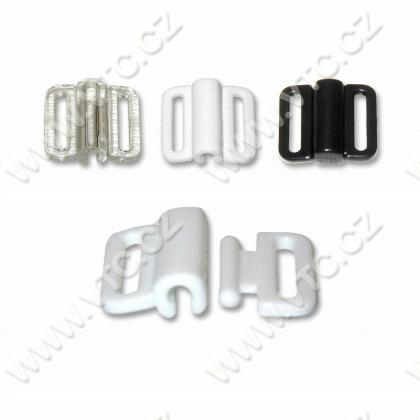 Fasteners for bra - front 12 mm