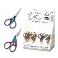 Display box - 16 scissors 9cm