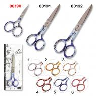 Sewing shears RAINBOW 9cm