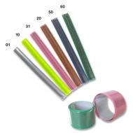 Reflective snap bands 32 cm
