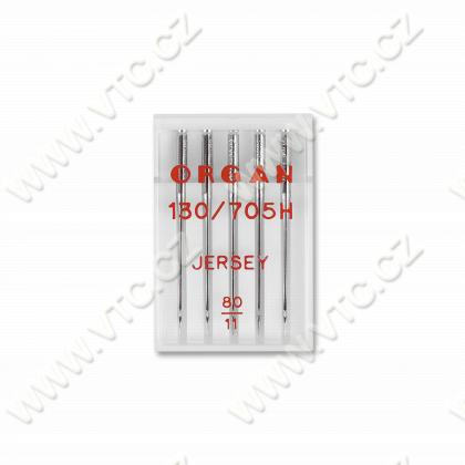 Machine needles 705 H JERSEY 80 5n