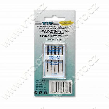 Machine needles 705 H STRETCH 75 - card