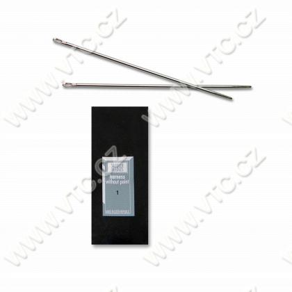 Tatting needle No.1, 25 pcs