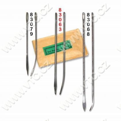 Packing needle curved 2,4x5/127mm